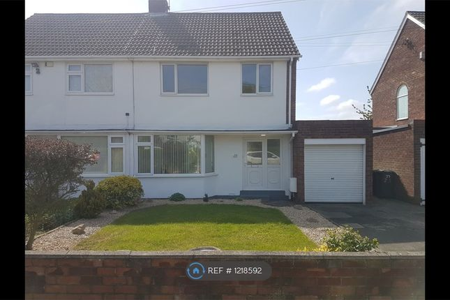3 bed semi-detached house to rent in North Drive, Sunderland SR6