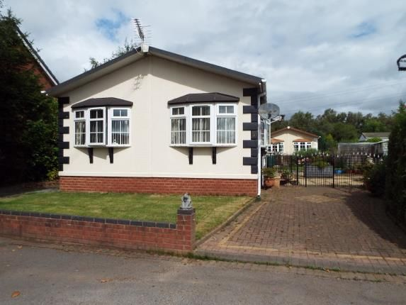 Thumbnail Bungalow for sale in Biddulph Park, Ironstone Road, Burntwood, Staffordshire