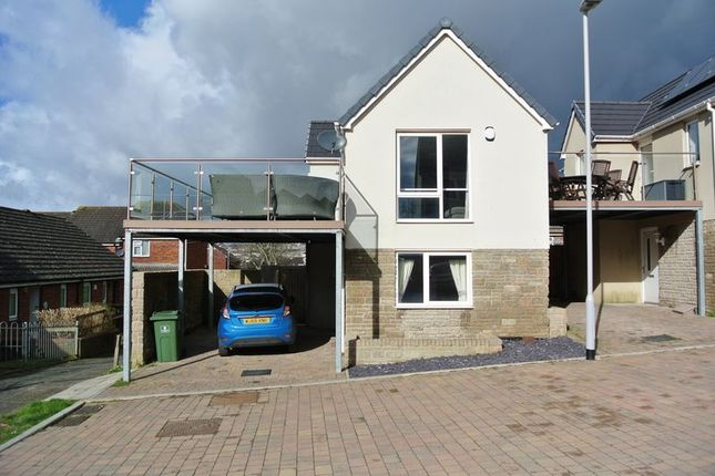 Thumbnail Detached house for sale in Grassendale Avenue, Plymouth