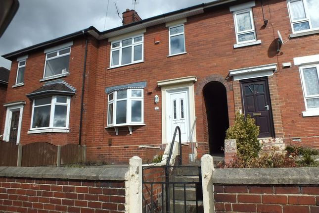 Thumbnail Town house to rent in Colley Road, Chell, Stoke-On-Trent