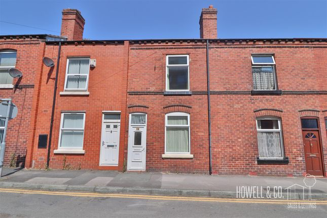2 bed terraced house to rent in King Street, Newton-Le-Willows WA12