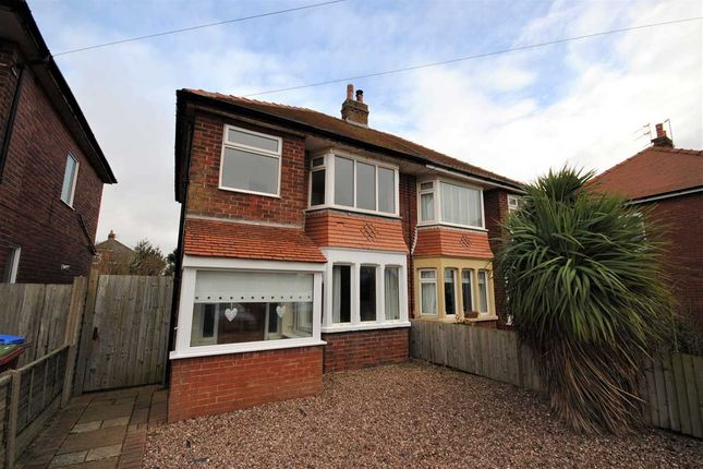 Thumbnail Property to rent in Norcliffe Road, Bispham, Blackpool