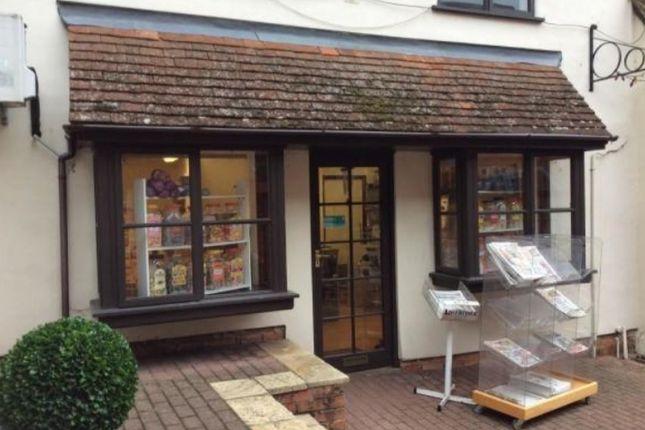 Retail premises for sale in Meadow Row, Buckingham