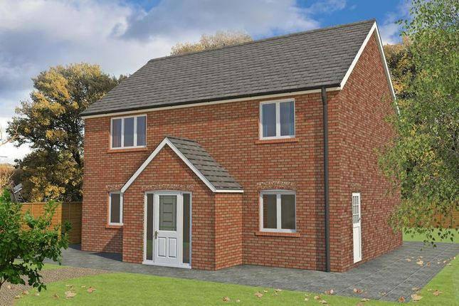 Thumbnail Detached house for sale in Parkend Road, Bream, Lydney