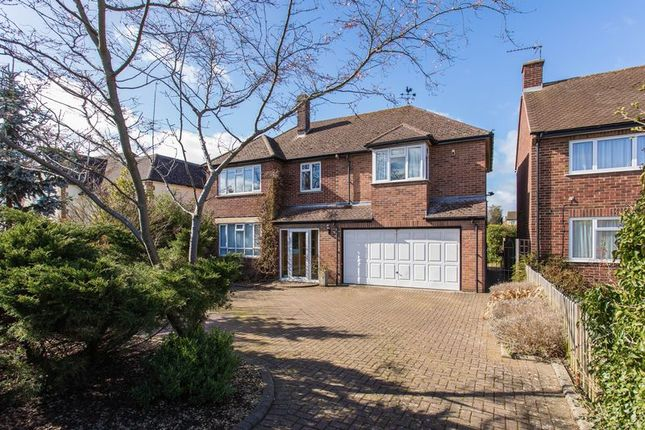Thumbnail Detached house for sale in Buckingham Road, Bicester