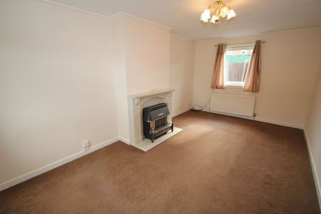 Thumbnail Terraced house to rent in St. Serfs Road, Tullibody, Alloa
