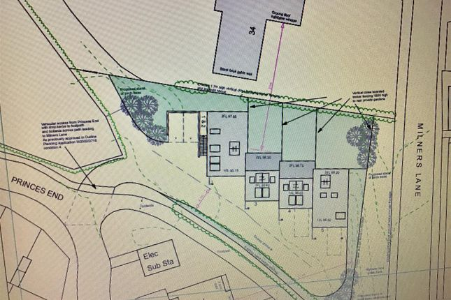 Land for sale in Milners Lane, Dawley Bank, Telford