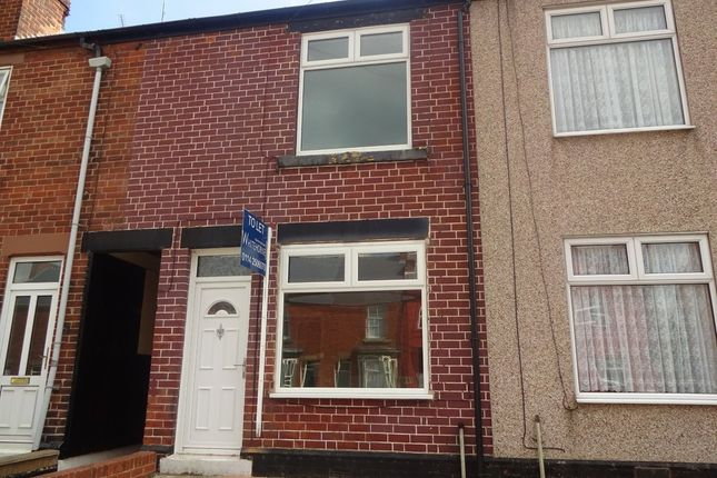 Thumbnail End terrace house to rent in Queens Road, Beighton, Sheffield
