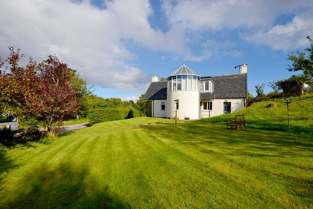 Thumbnail Detached house for sale in The Tower, Klondyke, Craignure