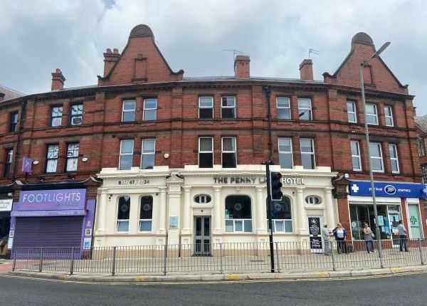 Thumbnail Hotel/guest house for sale in The Penny Lane Hotel, 3-5 Smithdown Place, Liverpool