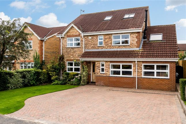Thumbnail Detached house for sale in Aspin Lane, Knaresborough, North Yorkshire