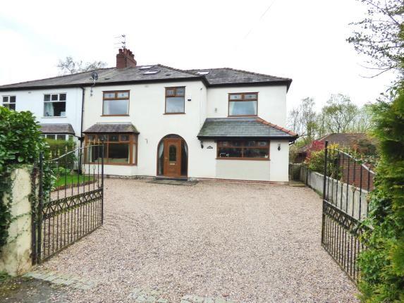 Thumbnail Semi-detached house for sale in Walker Lane, Fulwood, Preston, Lancashire