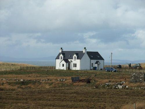 Thumbnail Detached house for sale in Tigh Mhartainn, Bornesketaig, Kilmuir, Isle Of Skye