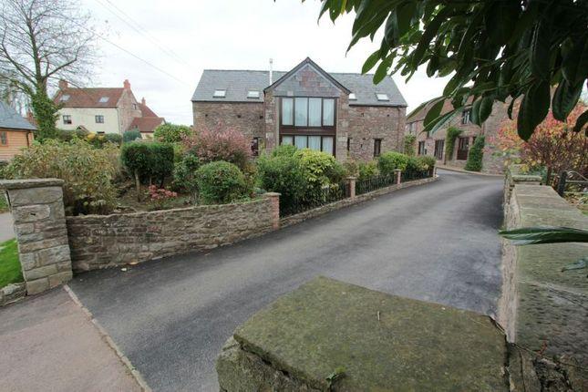 Thumbnail Detached house for sale in Keynsham Lane, High Woolaston, Lydney