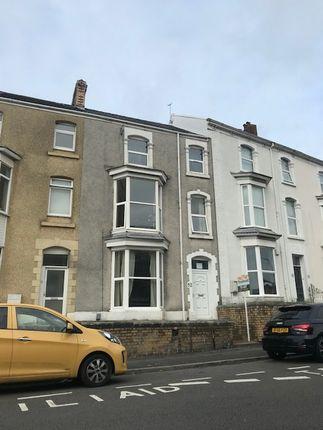 Thumbnail Terraced house to rent in Bryn Road, Brynmill Swansea