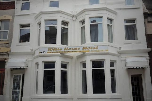 Thumbnail Hotel/guest house for sale in Hull Road, Blackpool