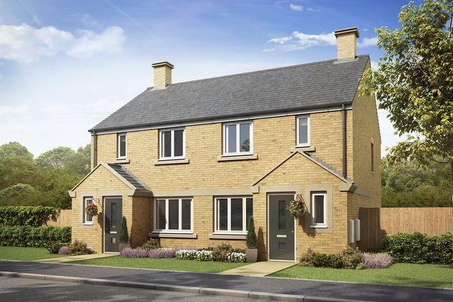 "3 bedroom semi-detached house for sale in ""The Hanbury "" at Toddington Lane, Wick, Littlehampton"