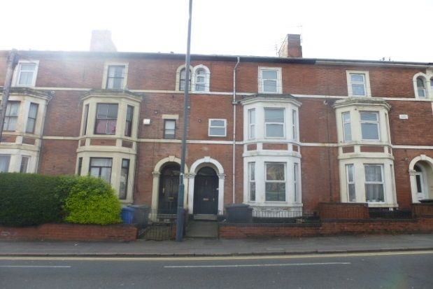 Thumbnail Property to rent in Uttoxeter New Road, Derby