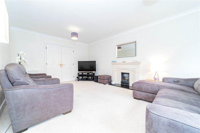 Living Room 2 of Rasset Mead, Crookham Village, Fleet GU52
