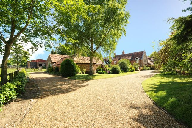 Thumbnail Property for sale in Church Lane, Edgefield, Near Holt, Norfolk