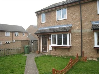 Thumbnail Semi-detached house to rent in Beech Avenue, St Peter's, Shepton Mallet