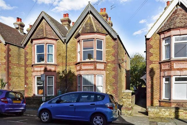 Thumbnail Flat for sale in Beverley Road, Canterbury, Kent