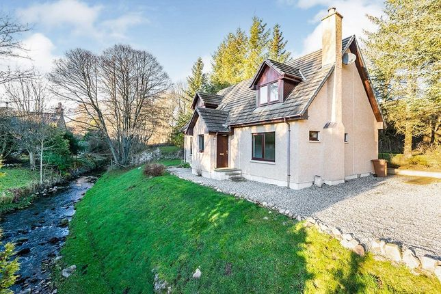Thumbnail Detached house to rent in Botriphnie, Keith