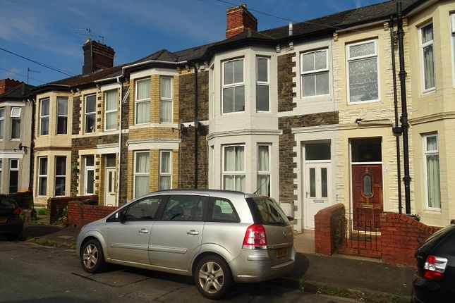 Thumbnail Terraced house to rent in London Street, Newport