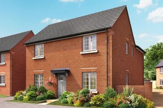 Thumbnail Detached house for sale in Higham Road, Burton Latimer, Northamptonshire