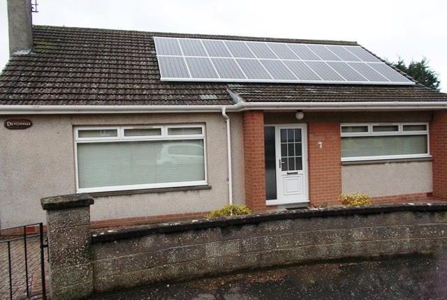 Thumbnail Detached bungalow to rent in Strathblair Avenue, Wormit, Newport-On-Tay