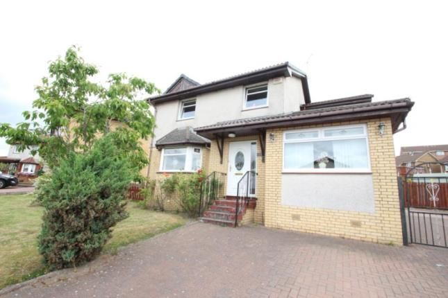 Thumbnail Detached house for sale in Annan Crescent, Chapelhall, Airdrie, North Lanarkshire