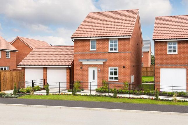 "Thumbnail Semi-detached house for sale in ""Folkestone"" at Cobblers Lane, Pontefract"