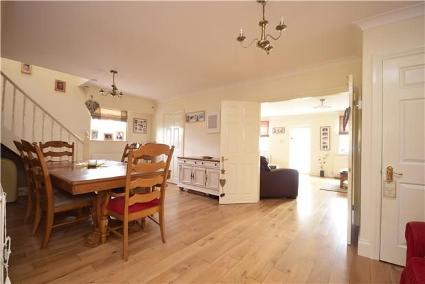Thumbnail Detached house for sale in Old Gloucester Road, Frenchay, Bristol