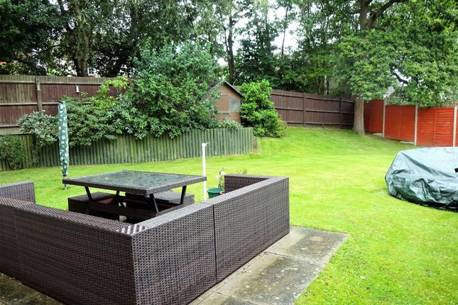 Rear Garden of Kendale Close, Maidenbower, Crawley RH10