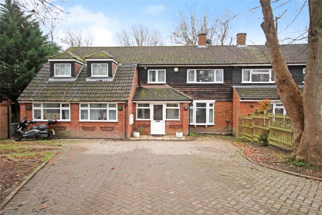 Thumbnail Semi-detached house for sale in Chaucer Way, Addlestone