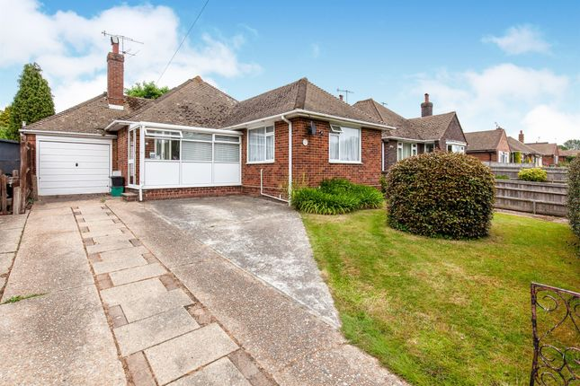 Thumbnail Detached bungalow for sale in Turkey Road, Bexhill-On-Sea