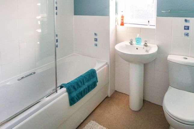 Family Bathroom of Milburn Drive, Northampton NN5