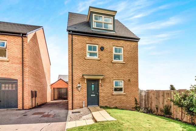 Thumbnail Detached house for sale in Melhaven Way, Wickersley, Rotherham