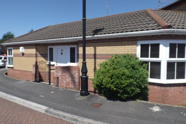 Thumbnail Bungalow to rent in Waterhouse Drive, City Gardens, Cardiff