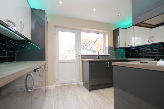 Thumbnail Semi-detached house for sale in Andover Close, Mudeford