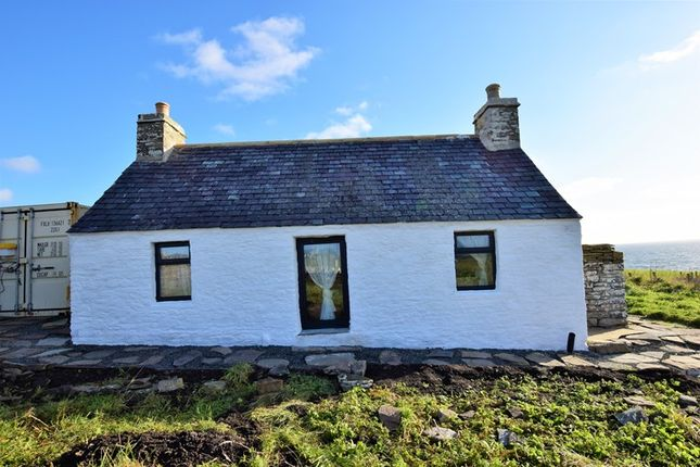 Thumbnail Detached bungalow for sale in Kirkstyle Cottage, Keiss