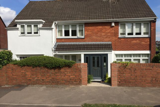 Thumbnail Detached house for sale in Melbourne Way, Newport