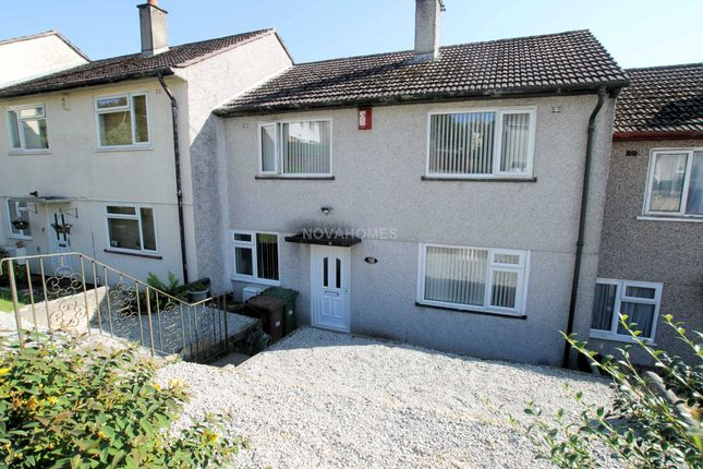 Thumbnail Terraced house for sale in Conrad Road, Manadon