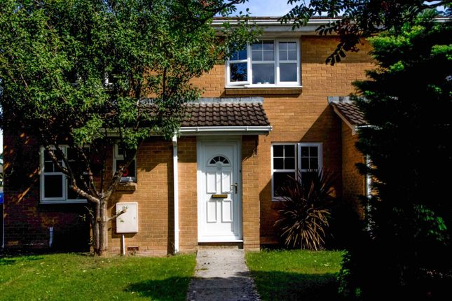 2 bed terraced house for sale in Honeysuckle Close, Chippenham SN14