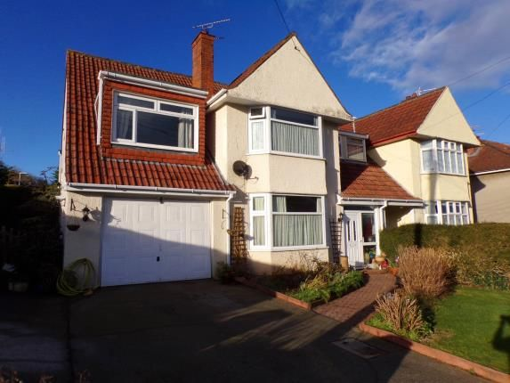 Thumbnail Semi-detached house for sale in Worle, Weston Super Mare, Somerset