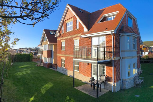 Thumbnail Flat for sale in Burlington Road, Swanage