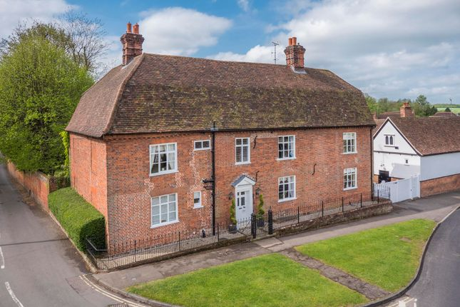 Thumbnail Detached house for sale in Pye Corner, Castle Hedingham, Halstead