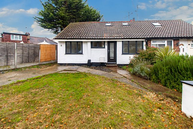 3 bed semi-detached bungalow for sale in Hampton Close, Southend-On-Sea SS2