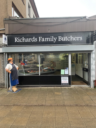 Thumbnail Retail premises for sale in Award Winning Butchers Shop In Grangemouth FK3, Stirlingshire