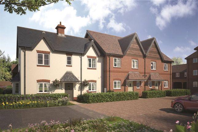 Thumbnail End terrace house for sale in Eldridge Park, Bell Foundry Lane, Wokingham